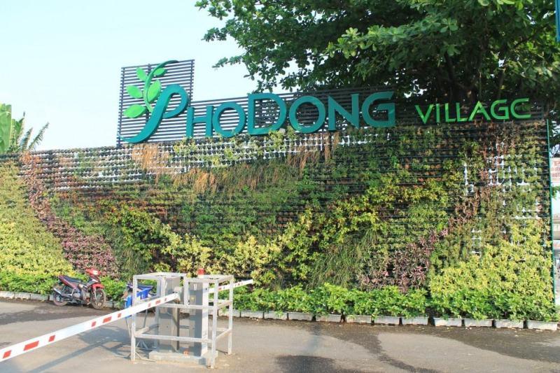 cong-pho-dong-village